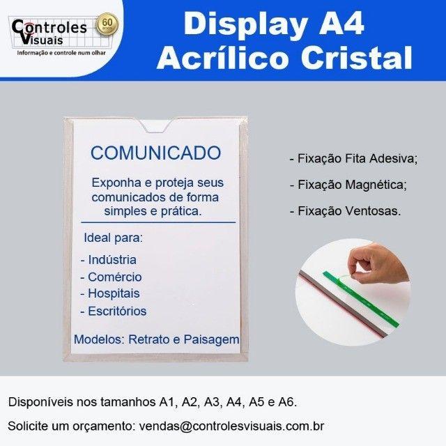 Display Acrílico - Foto 2