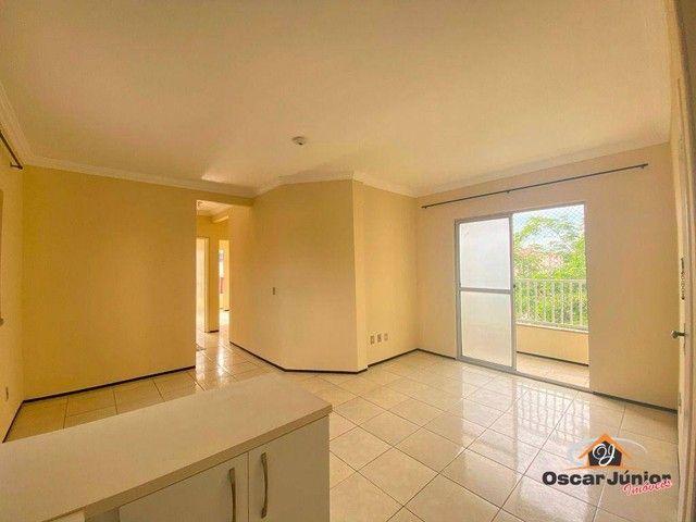 Apartamento com 3 dormitórios à venda, 64 m² por R$ 198.000,00 - Vila União - Fortaleza/CE - Foto 3