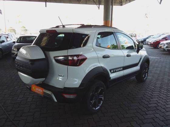 ECOSPORT 2019/2020 2.0 DIRECT FLEX STORM 4WD AUTOMÁTICO - Foto 8