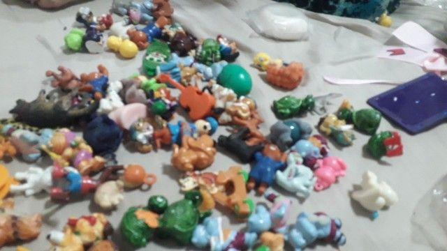 Brinquedos kinder ovo - Foto 3