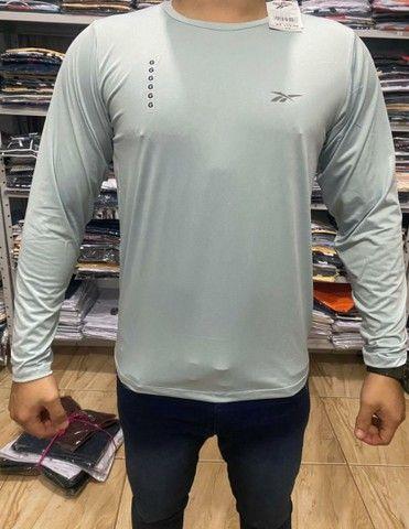Blusas masculinas Adidas Nike Mizzuno - Foto 5