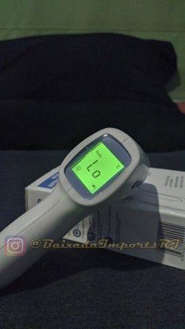 Termómetro a leser digital infravermelho  - Foto 3