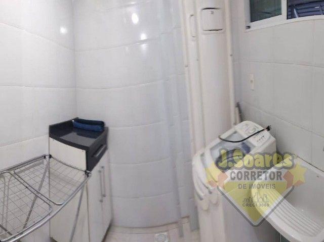 Tambaú, Mobiliado, 2 quartos, suít, 70m², R$ 2.300, Aluguel, Apartamento, João Pessoa - Foto 12