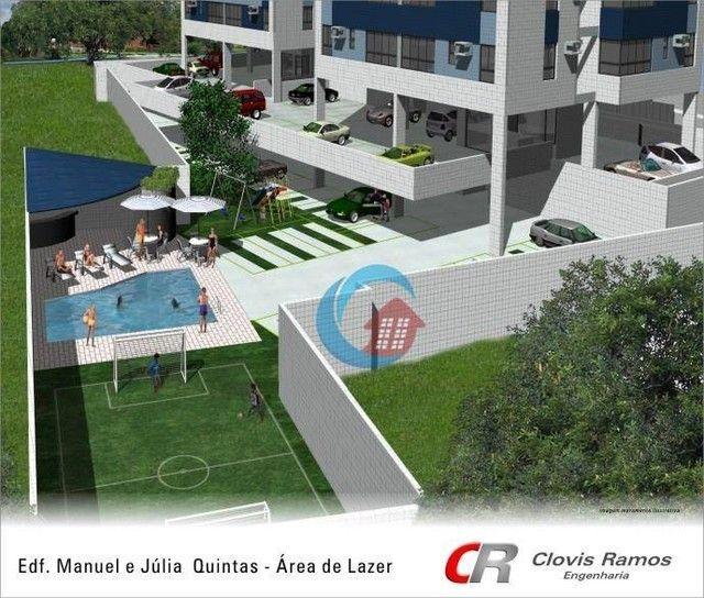 Apartamento com 2 quartos para alugar, 45 m² por R$ 1.700/mês - Espinheiro - Recife/PE - Foto 11