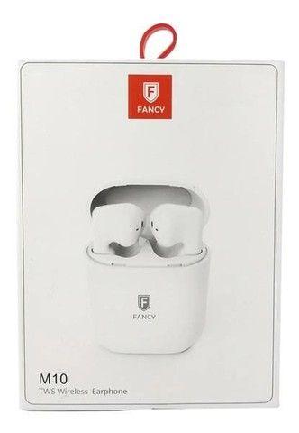 Fone De Ouvido Bluetooth Fancy M10
