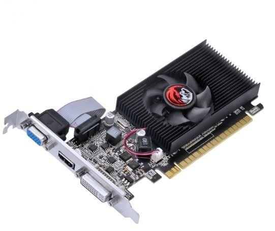 Placa de video Nvidia Geforce G 210 1Gb Ddr3 64 Bits - Foto 2