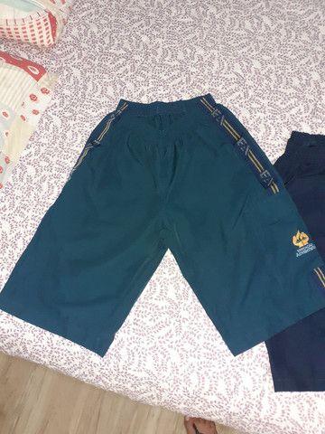 Bermudas uniforme colégio Adventista  - Foto 2