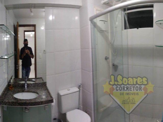 Tambaú, Mobiliado, 2 quartos, suít, 70m², R$ 2.300, Aluguel, Apartamento, João Pessoa - Foto 8