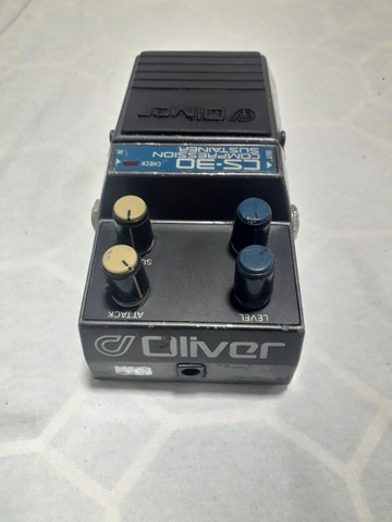 Pedal CS 30 compression oliver - Foto 6