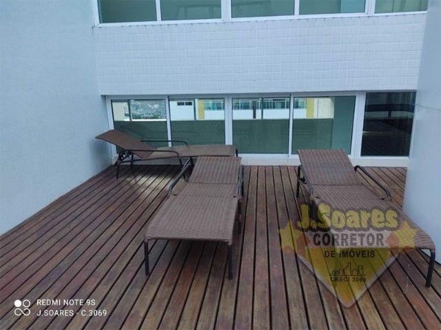 Tambaú, Mobiliado, 2 quartos, suít, 70m², R$ 2.300, Aluguel, Apartamento, João Pessoa - Foto 15