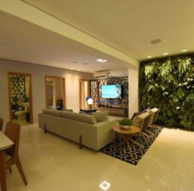 Apartamento com 3 dormitórios à venda, 139 m² por R$ 790.000,00 - Park Lozandes - Goiânia/ - Foto 3