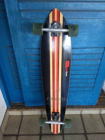 Skate Longboard - Foto 2