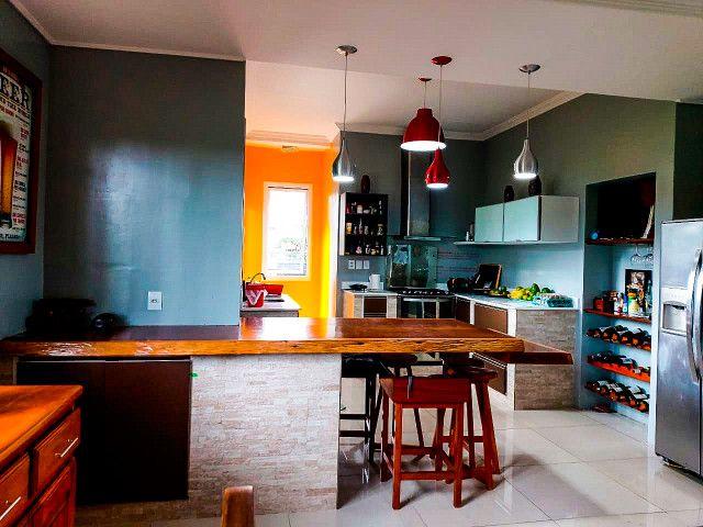 Casa Cond. Lago Azul - Beira do lago - Foto 8