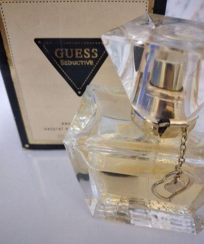 SUPER PROMOÇÃO: Perfume Guess Seductive 50ml Feminino