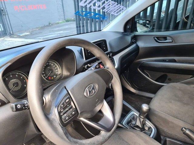 Hyundai Hb20 Hatch 2020 Sense Completo 1.0 Flex Revisado Novo  - Foto 9