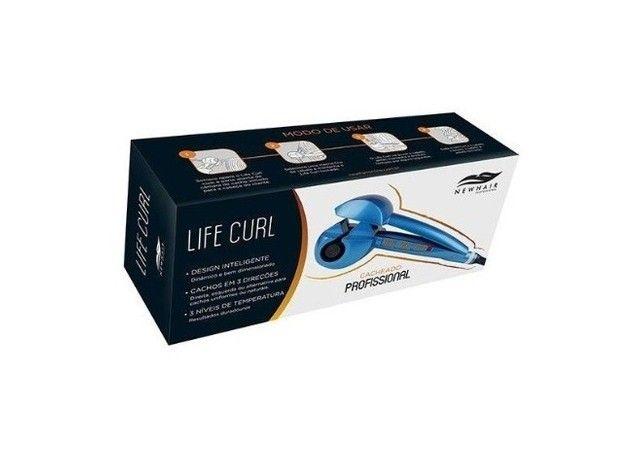 Modelador De Cachos Life Curl New hair Professional Novo - Sem uso - Foto 2