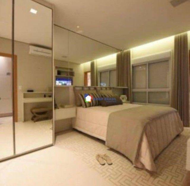 Apartamento com 3 dormitórios à venda, 139 m² por R$ 790.000,00 - Park Lozandes - Goiânia/ - Foto 5