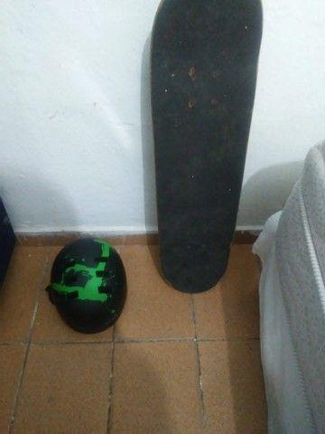 SKATE+capacete - Foto 2