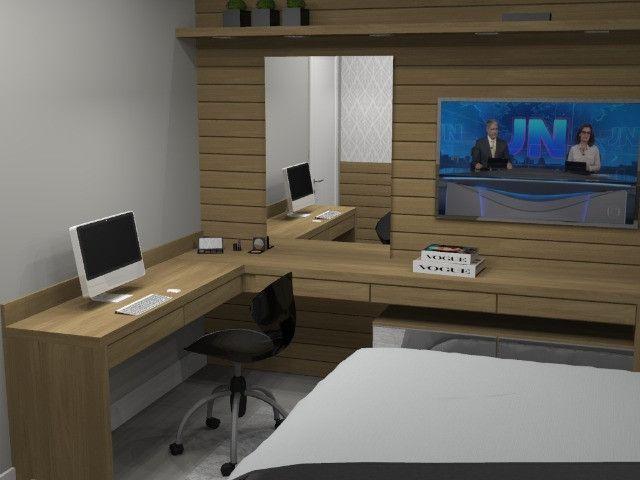 Projeto de móveis planejados 3D - Foto 3