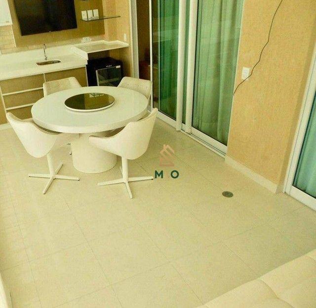 Apartamento com 3 dormitórios à venda, 115 m² por R$ 1.200.000,00 - Porto das Dunas - Aqui - Foto 14