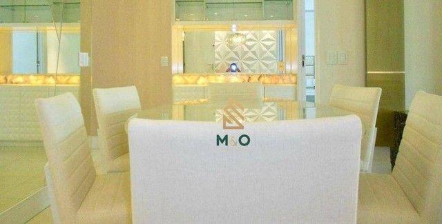 Apartamento com 3 dormitórios à venda, 115 m² por R$ 1.200.000,00 - Porto das Dunas - Aqui - Foto 18