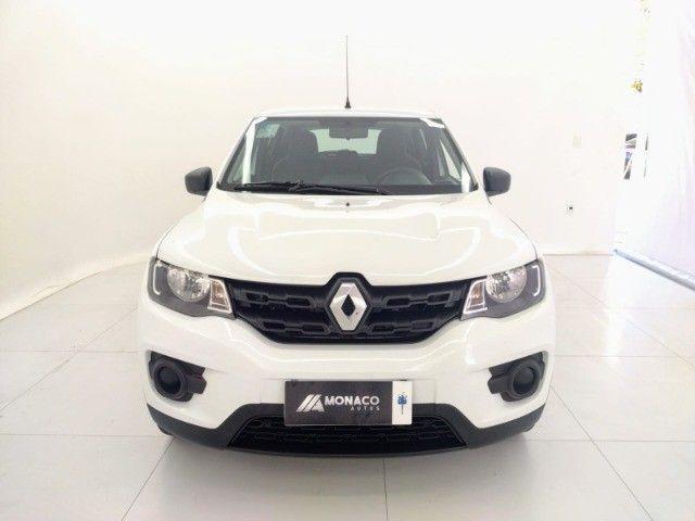 Renault Kwid Zen na Garantia de Fábrica