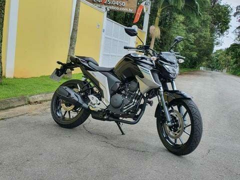 Yamaha fz25 fazer abs  - Foto 5