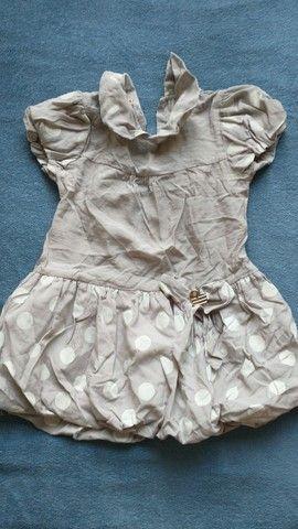 Vestidos e Macacões - Menina 2 anos - Foto 4