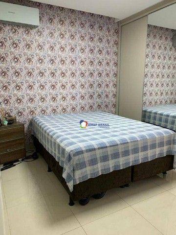 Casa em Condomínio Fechado com 3 dormitórios à venda, 280 m² por R$ 420.000 - Jardim Novo  - Foto 12
