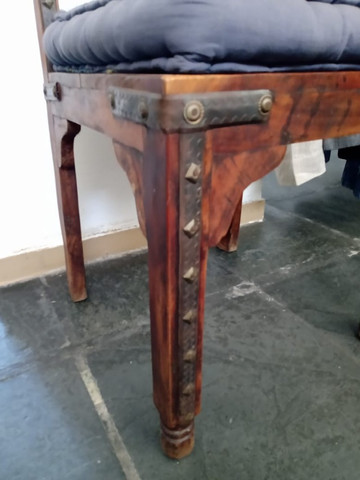 Cadeira Indiana antiga - Foto 3