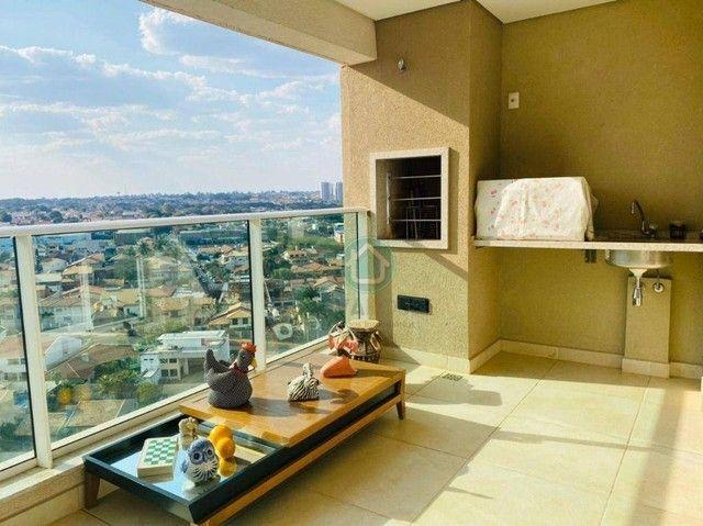 Apartamento à venda, 116 m² por R$ 1.170.000,00 - Vivenda do Bosque - Campo Grande/MS - Foto 2