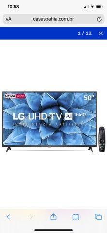 TV smart LED 4K 50 polegadas  - Foto 2