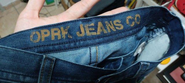 Calça Jeans Opera Rock - Foto 4