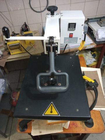 Prensa Térmica Manual Metalnox A3 - Foto 3