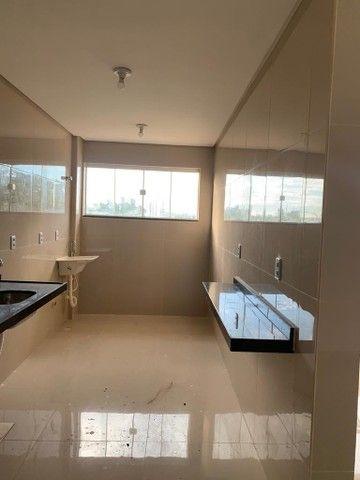 Apartamentos para locação vizinho a faculdade Leão Sampaio.  - Foto 7