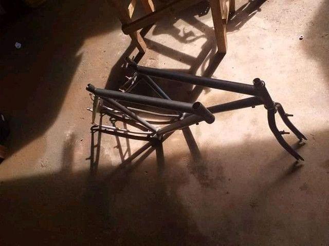Quadro de bicicleta  - Foto 3