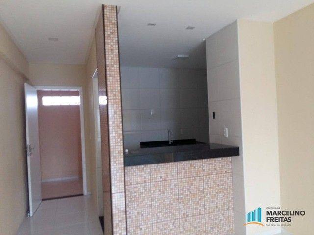 Apartamento com 2 dormitórios para alugar, 67 m² por R$ 1.309,00/mês - Vila União - Fortal - Foto 9