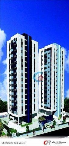 Apartamento com 2 quartos para alugar, 45 m² por R$ 1.700/mês - Espinheiro - Recife/PE - Foto 12