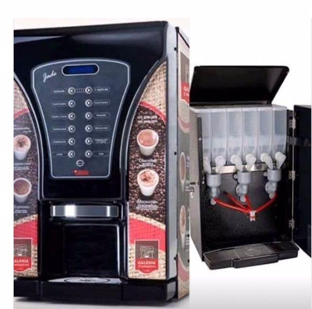 Máquina de Café para 08 tipos de bebidas - Foto 6