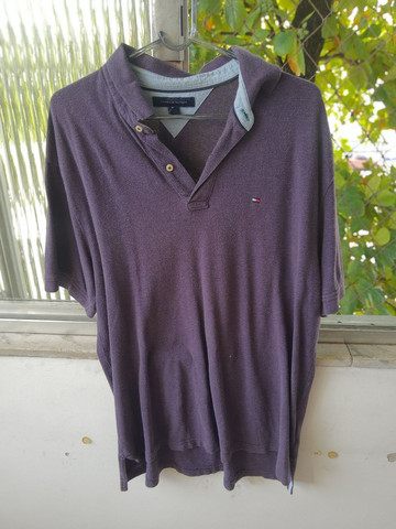 Camiseta Polo Tommy Hilfiger Original