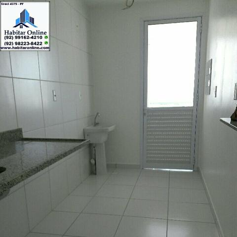 Smart Residence Centro sol nascente 2 quartos s/ 1 suite 2 vagas - Foto 8