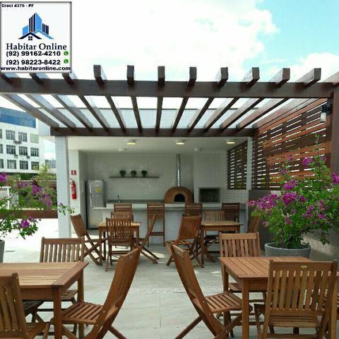 Smart Residence Centro sol nascente 2 quartos s/ 1 suite 2 vagas - Foto 5