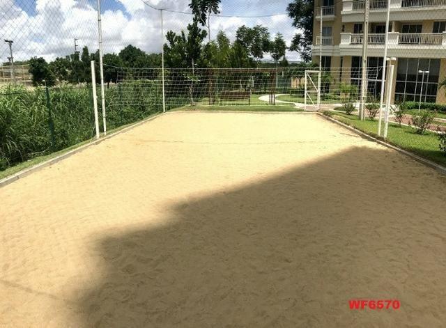 AP1086 Parc du Soleil, apartamento no Cambeba, 3 quartos, 2 vagas, próx Washington Soares - Foto 17