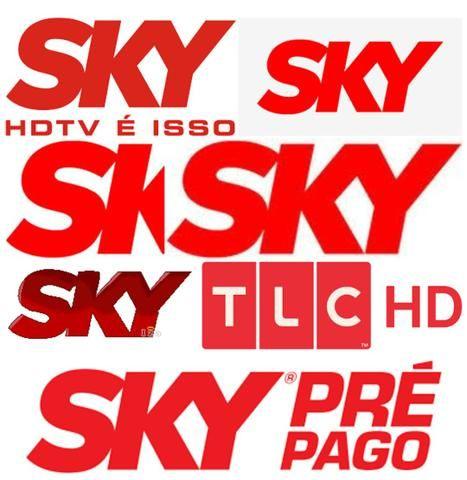Sky digital com a TV Globo em Almenara MG aproveite vai ser desligado o sinal analógico - Foto 4