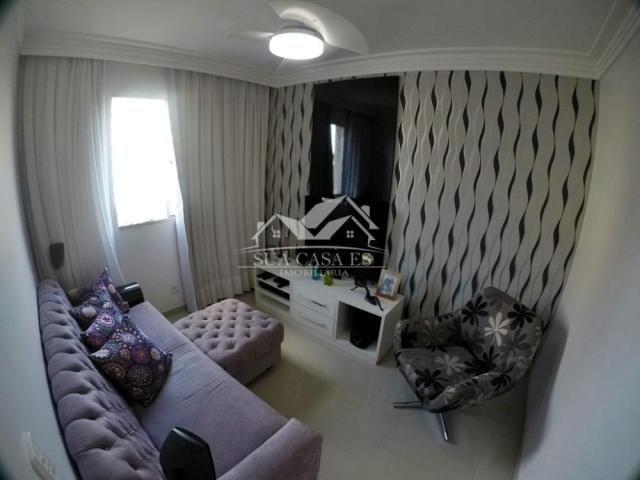 Apartamento à venda com 3 dormitórios em Colina de laranjeiras, Serra cod:AP184LE - Foto 11