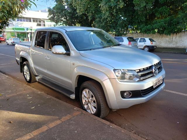 Vw - Volkswagen Amarok Highline Aut. 4x4 Diesel