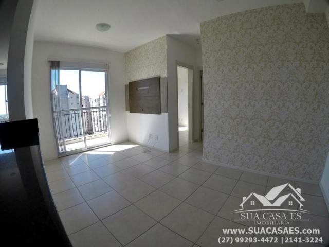Apartamento à venda com 2 dormitórios em Morada de laranjeiras, Serra cod:AP143GI - Foto 9