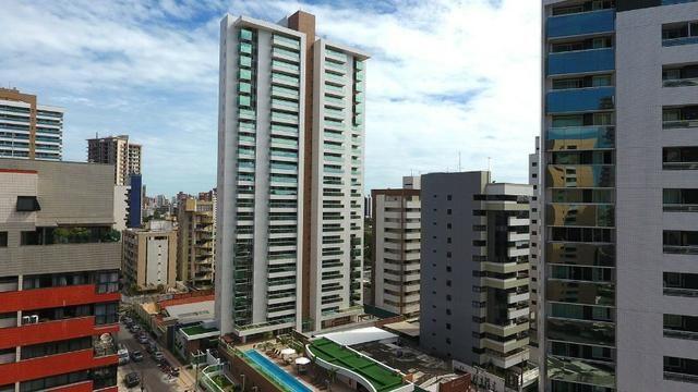 Oprtunidade na Aldeota! De R$ 1.400.000,00 Por 1.130.000,00 Apartemento com 144 M2 - Foto 14