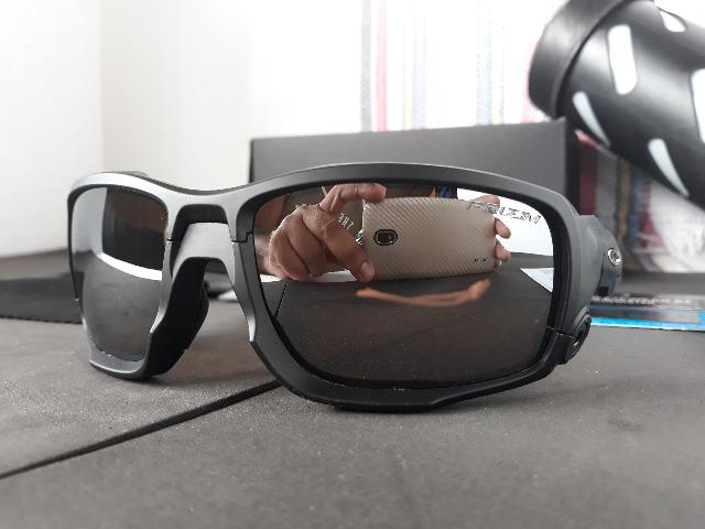 252d5c967 Óculos Oakley SI Ballistic Shocktube Preto Prizm - Importado e Novo ...