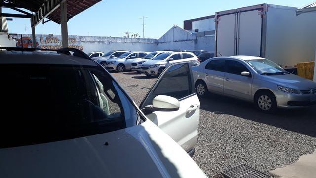 Estacionamento e lava jato em birigui